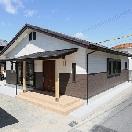 自社設計施工のひのきを使った和モダン住宅
