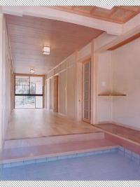 無垢の木をふんだんに使用した東濃ひのきの和風住宅